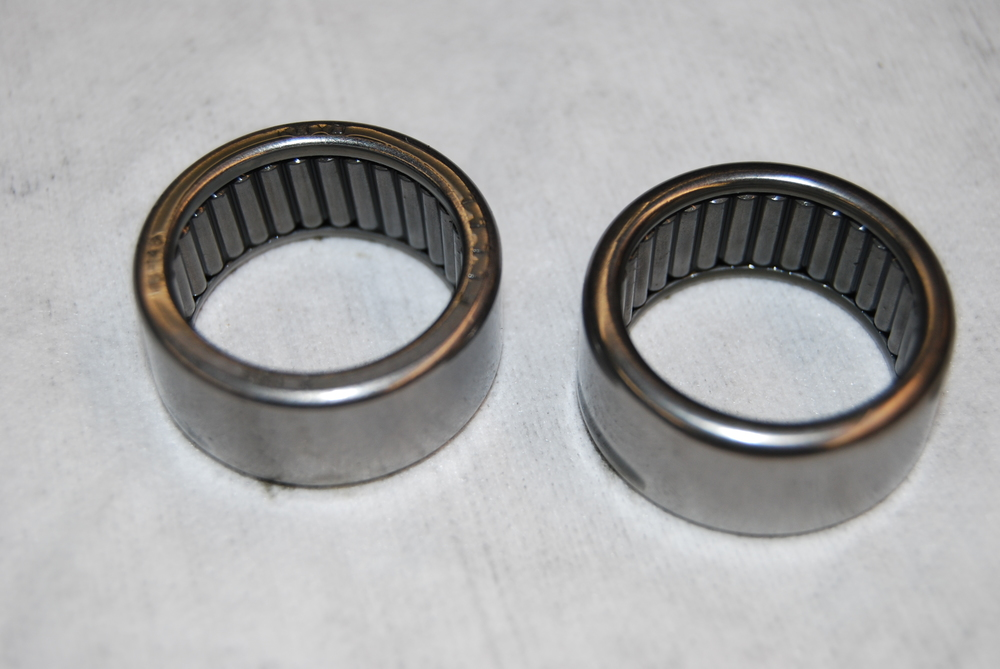 High Capacity Bearings