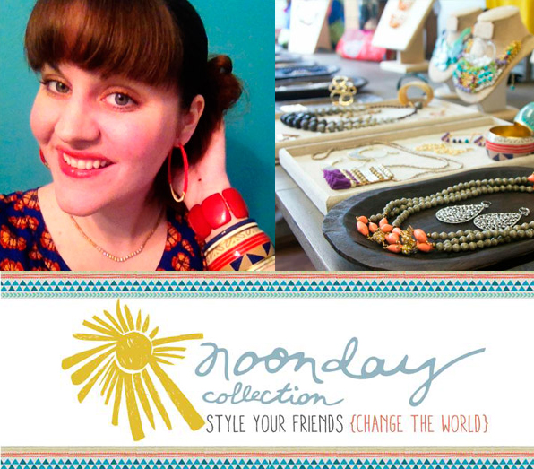 Jewelry that helps to end poverty and slavery
