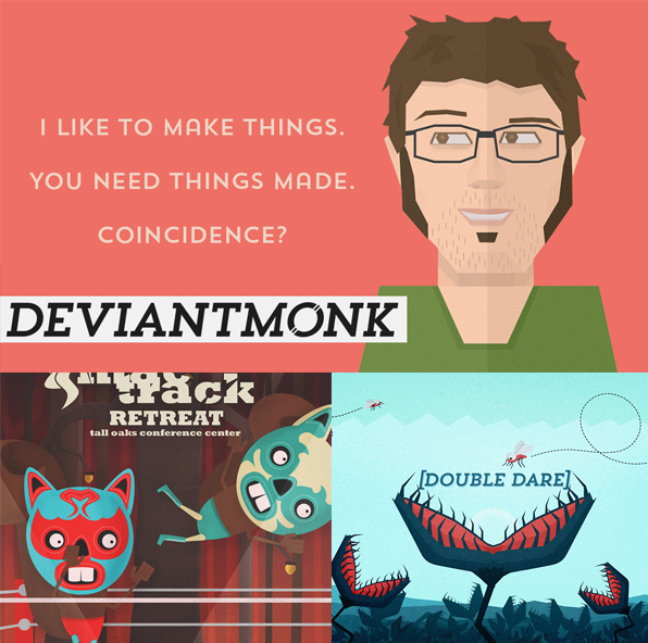 DeviantMonk : Graphic Design and other cool stuff!