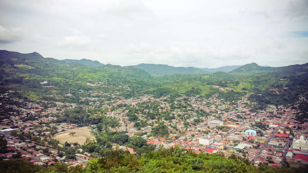 View of Matagalpa.