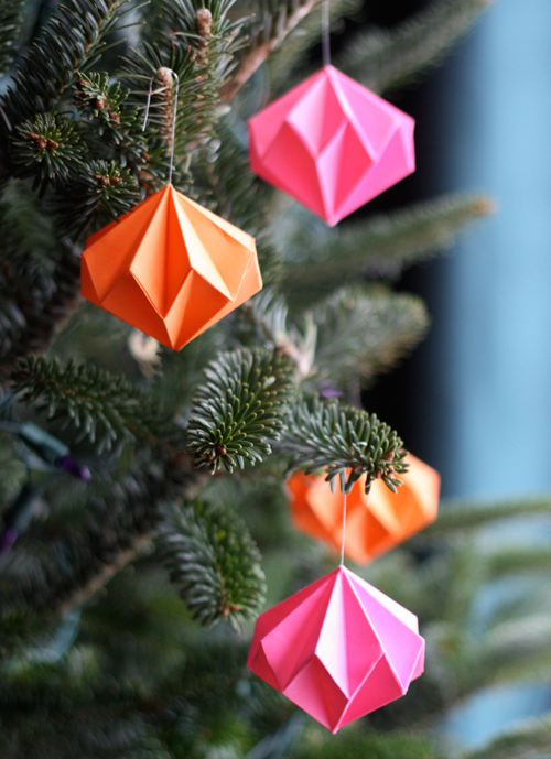 Origami Ornament  Tutorial