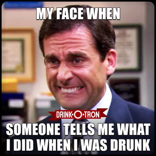 Drunk Memes Drink O Tron