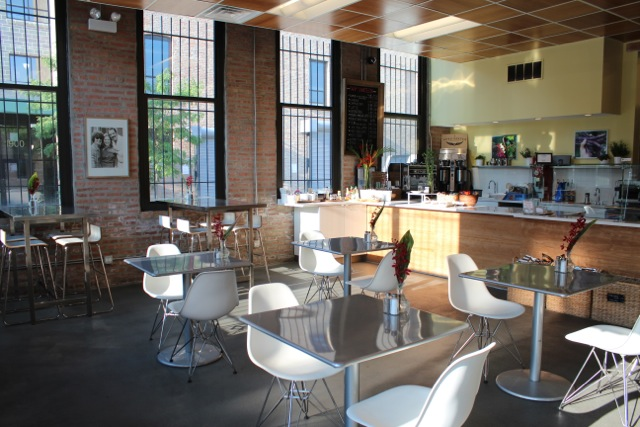 Our Canteen is a sunny, friendly cafe.
