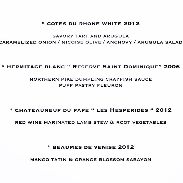 Coming to a table near us very soon! #BistroBobette