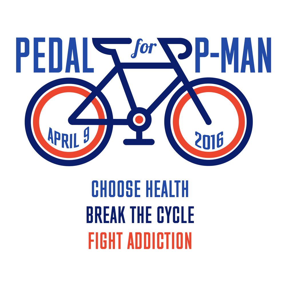 Pedal for P-Man Fundraiser