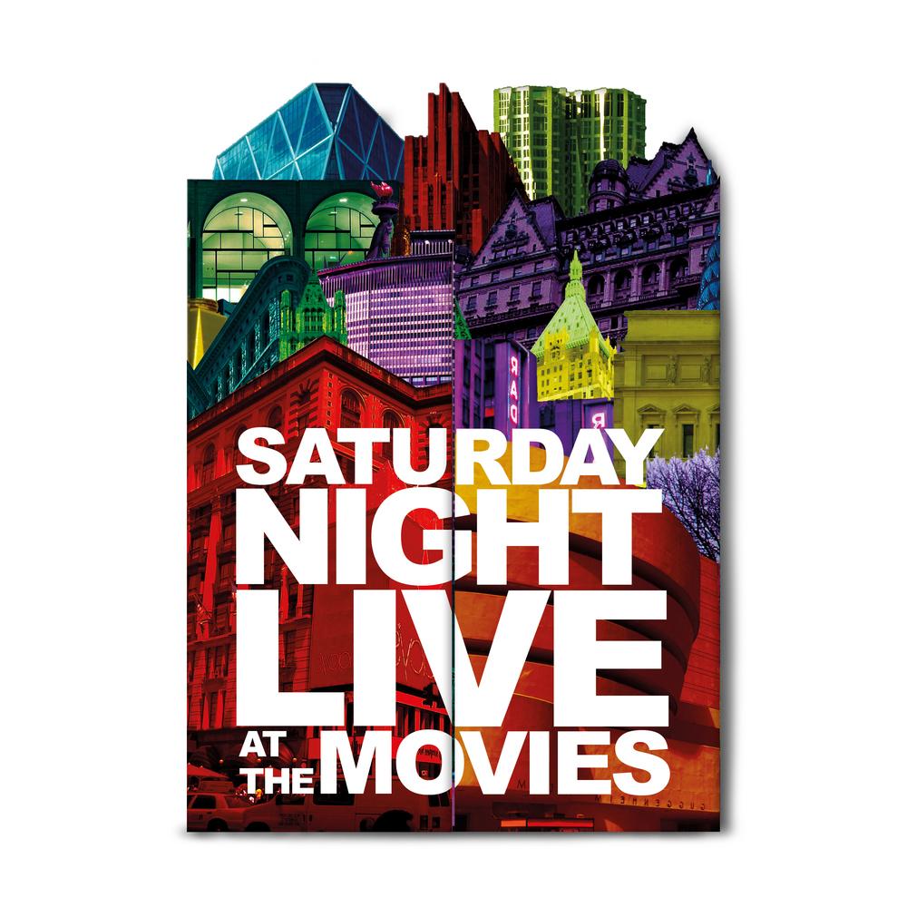 SNL Film Fest Brochure