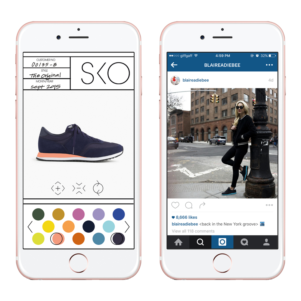 SKO Shoe Design App