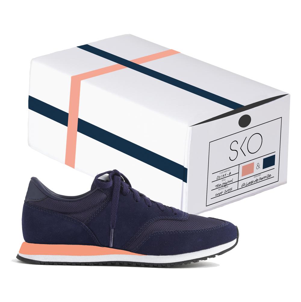 SKO Custom Shoes