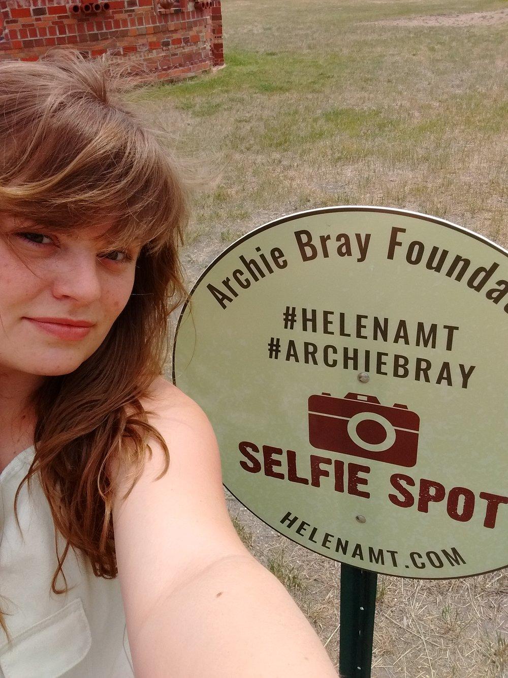#selfiespot