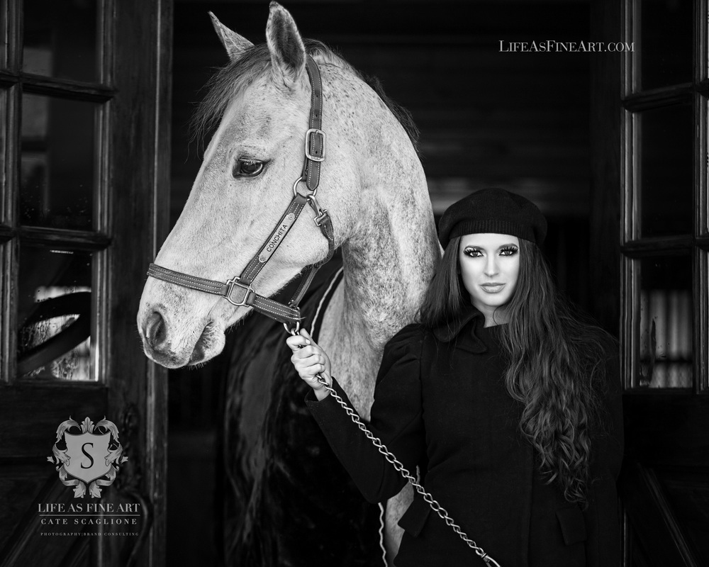 Amber Marchese Horse Cancer Photo shoot NJ Boudoir Photographer.jpg