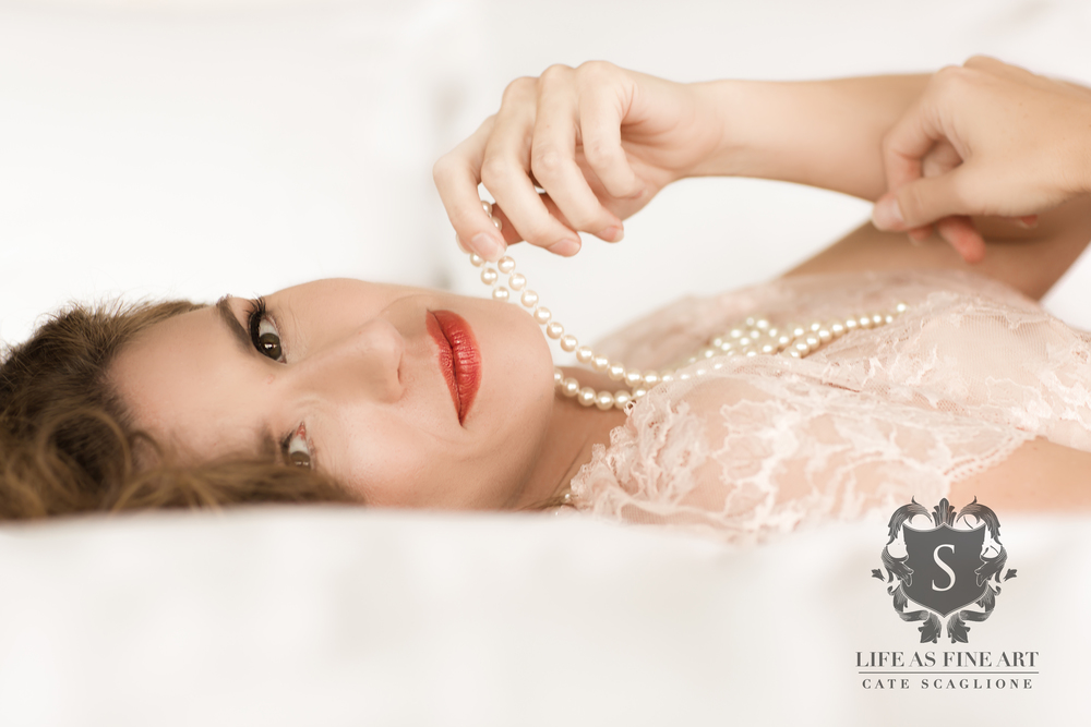 NJ AND NYC BOUDOIR PHOTOGRAPHER CATE SCAGLIONE (C) 2014 LIFE AS FINE ART