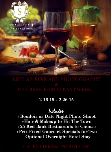 RED BANK RESTAURANT WEEK  JUST GOT A LITTLE SEXIER!!!