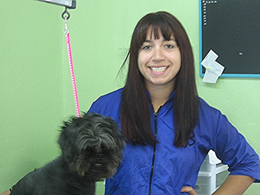 Cassandra Taylor, Professional Groomer at K.J. Paws