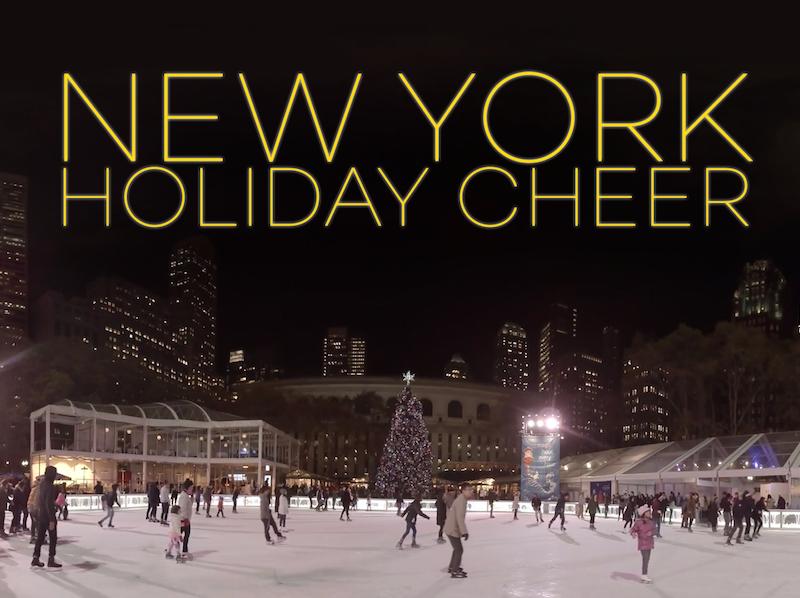 New York City Holiday Cheer