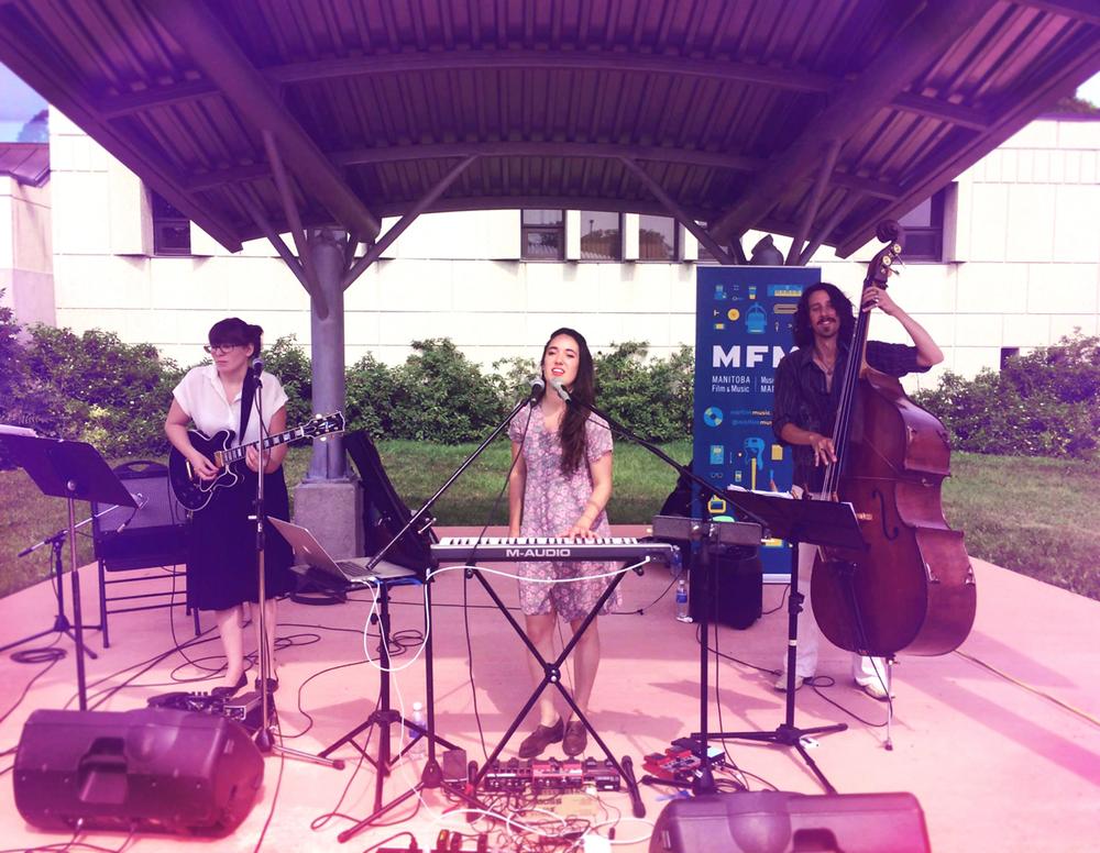 Mercredi en Musique 2014 (Winnipeg)