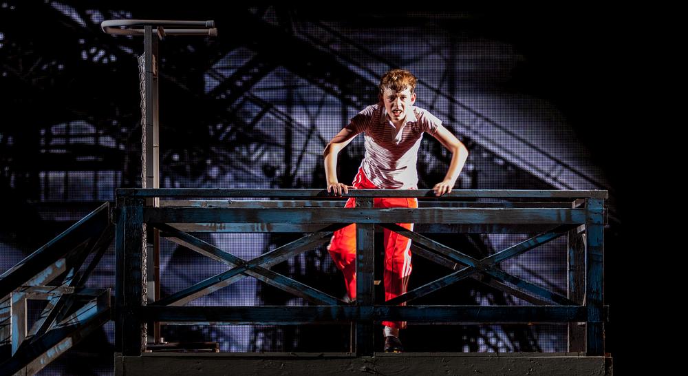 Billy Elliot (Projection Design)
