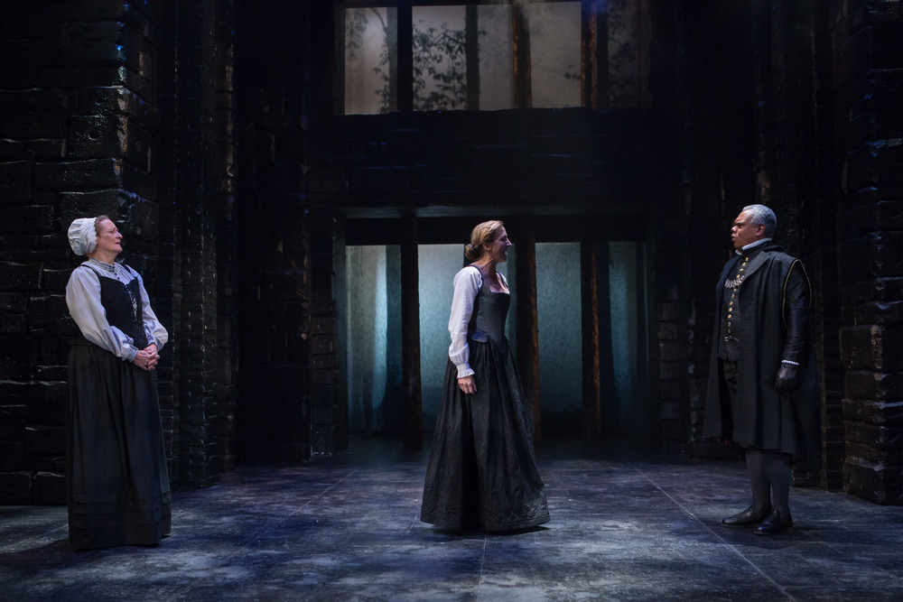 Mary Stuart,  Folger Theatre