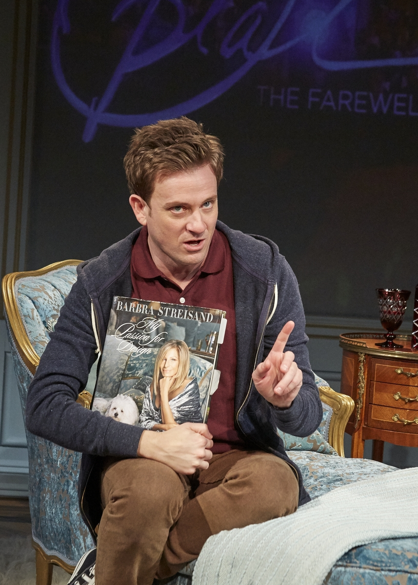 Buyer and Cellar, TheaterWorks