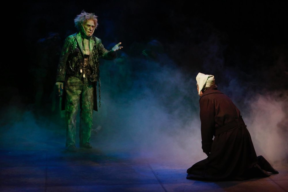 A Christmas Carol (Repertory Theatre of St Louis)