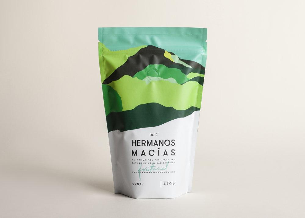 Café Hermanos Macías by La Tortillería | A Creative Company