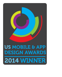 Award Force US Mobile and App Awards Winner 2014