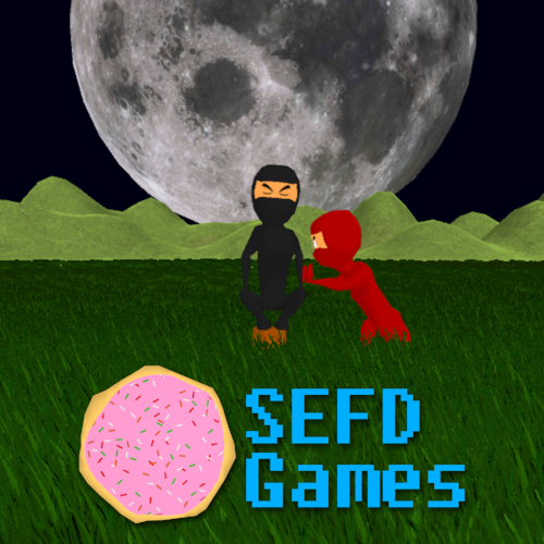 SEFD Games Download & Play SEFD Games today, & if you're feeling the an itch to watch some SEFD Game Development Vlogs, subscribe to the SEFD Games channel!