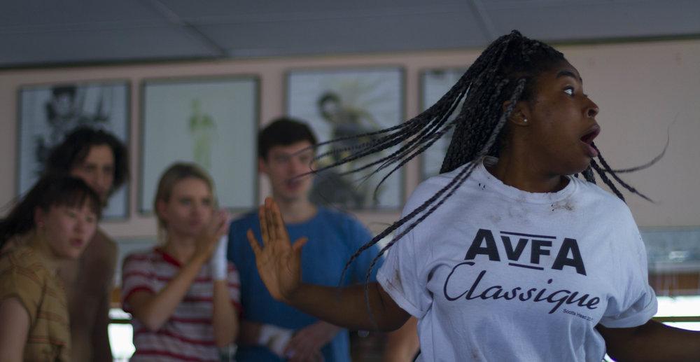 Chika Ikogwe | Photo by Zelman Cressey-Gladwin