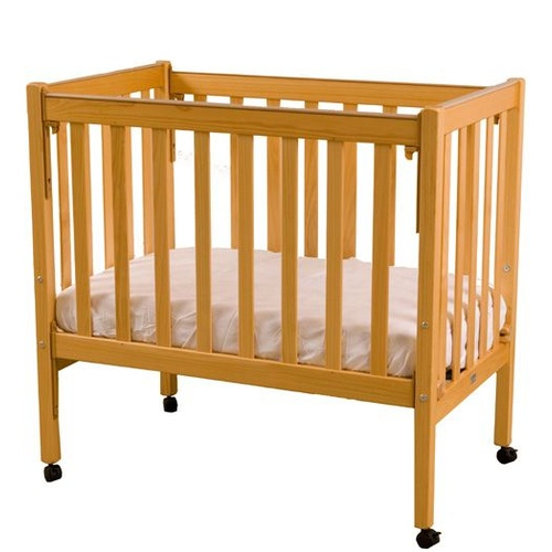 Wooden Cots for Hire in Noosa  Dimensions- 109cm Long x 68.5cm Wide x 104.5cm Tall