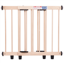 Door Barriers for Hire in Noosa  Width 62cm- 104 cm . Height 65cm  Not for use on stairways.