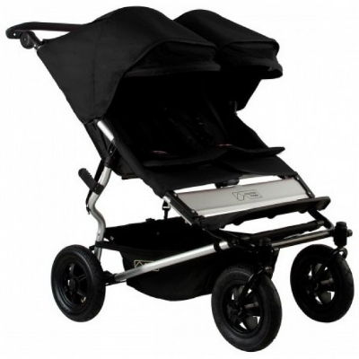 Double Prams for Hire in Noosa  Mountain Buggy Duet