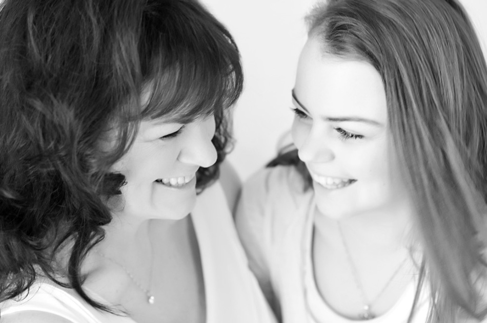 Mother & Daughter Portraits by Sabrina Hyde www.Sabrina.co.nz