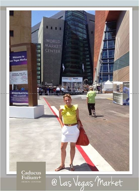 Karina, our Nicaragua Country Manager at Las Vegas Market