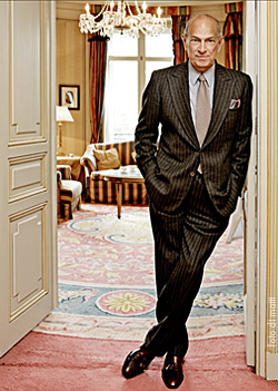 Oscar de la Renta. Image from Wikipedia