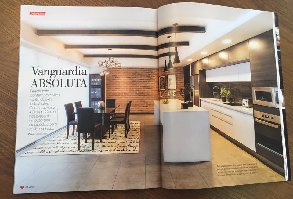 Caducus Folium+ Ecuador, Vanguardia Absoluta