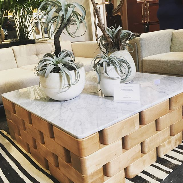 Australian Designer and HGTV star Jamie Durie unveils new collection with @ejvictorinc at #hpmkt2018 . . . #design #jamiedurie #caducusfolium #design #interiordesign #australia #cfhpmkt #ejvcitor #furnituredesign #furnishings #style