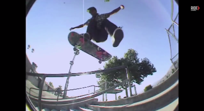 Video:  Tum Yeto Show Part 8 - Tre Williams