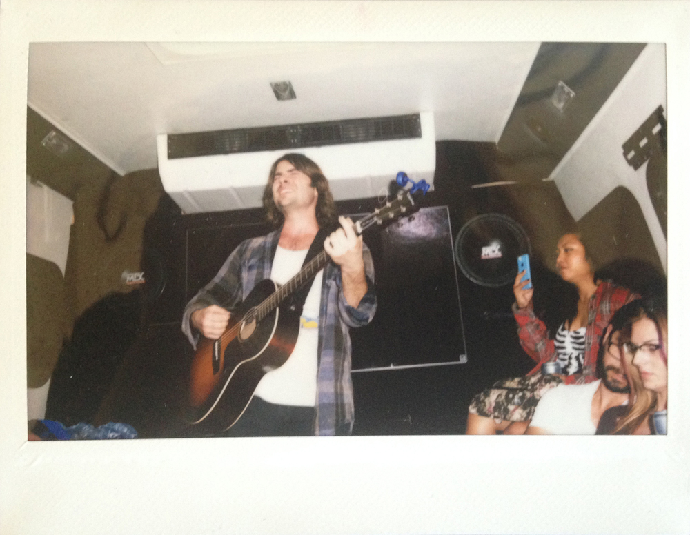 ROBERT SCHWARTZMAN CALIFORNIA ROLL TOUR LYKA LILLIE ROSEMARY PALO ALTO
