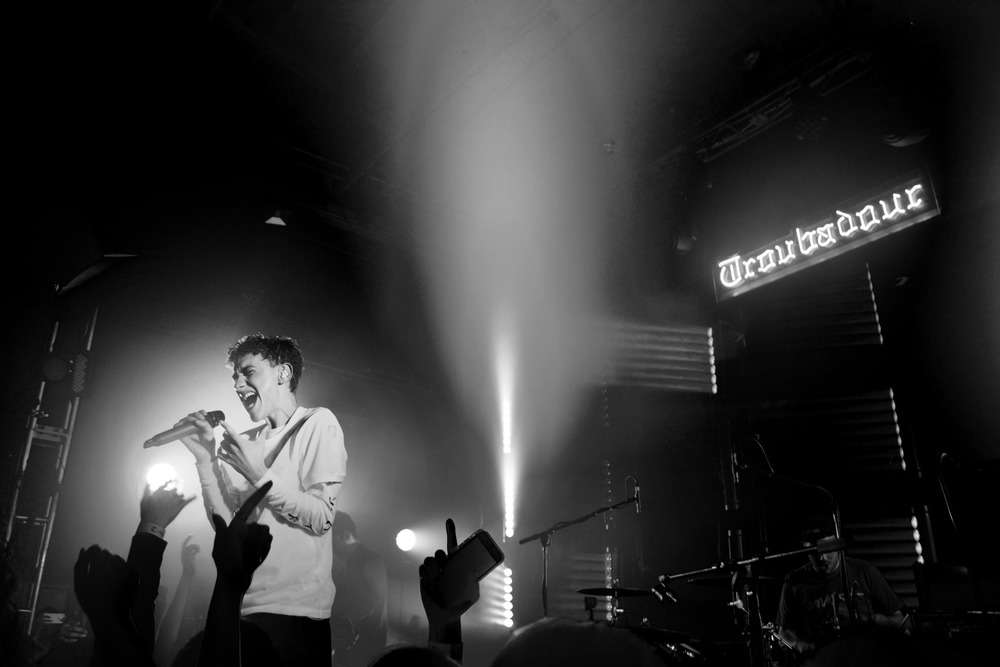 YEARS AND YEARS at The Troubadour by Lillie Rosemary