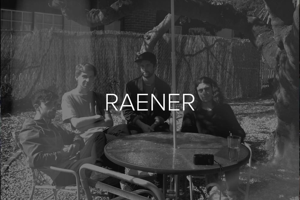 RAENER BAND X LYKA