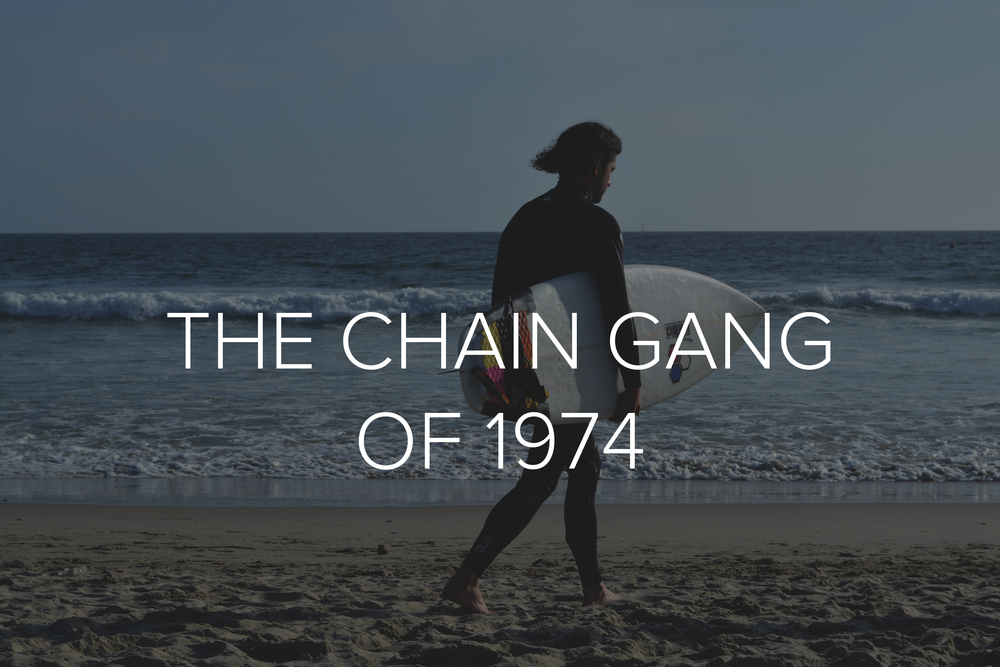 THE CHAIN GANG OF 1974 X LYKA