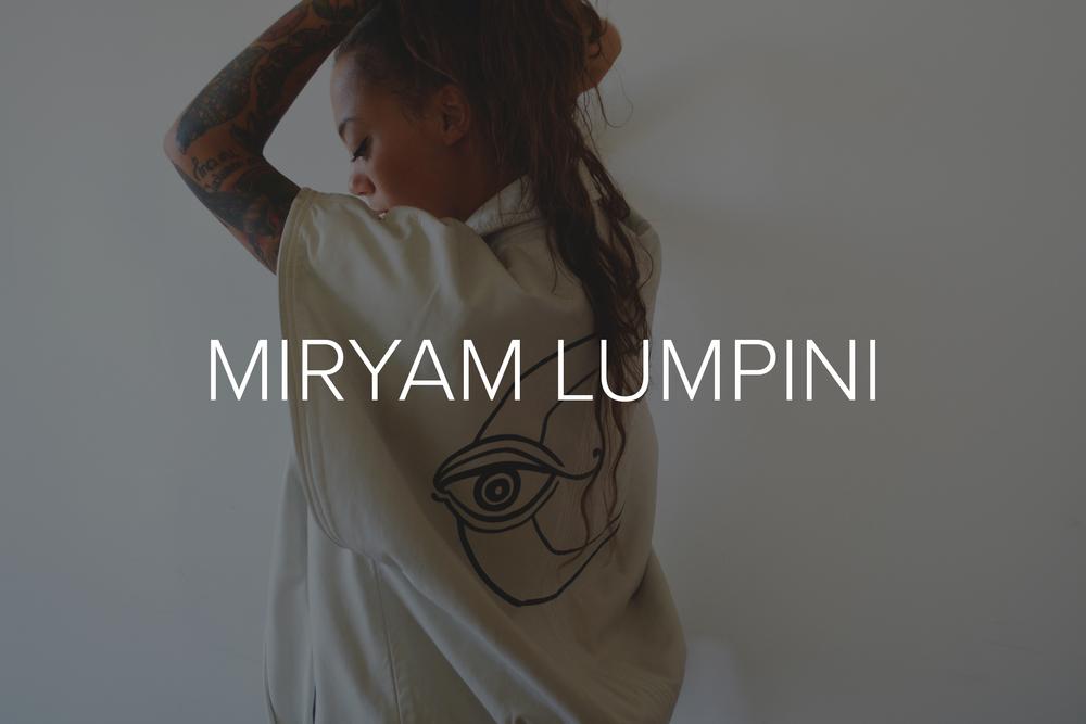 MIRYAM LUMPINI X LYKA