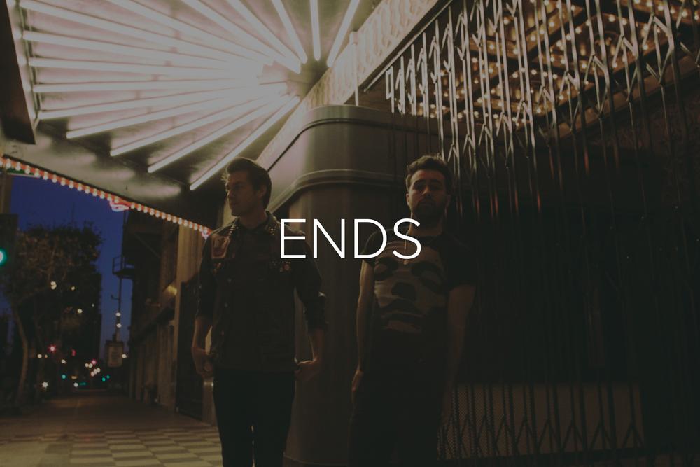 ENDS X LYKA