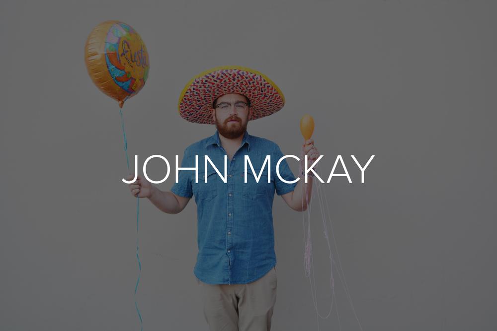 JOHN MCKAY X LYKA
