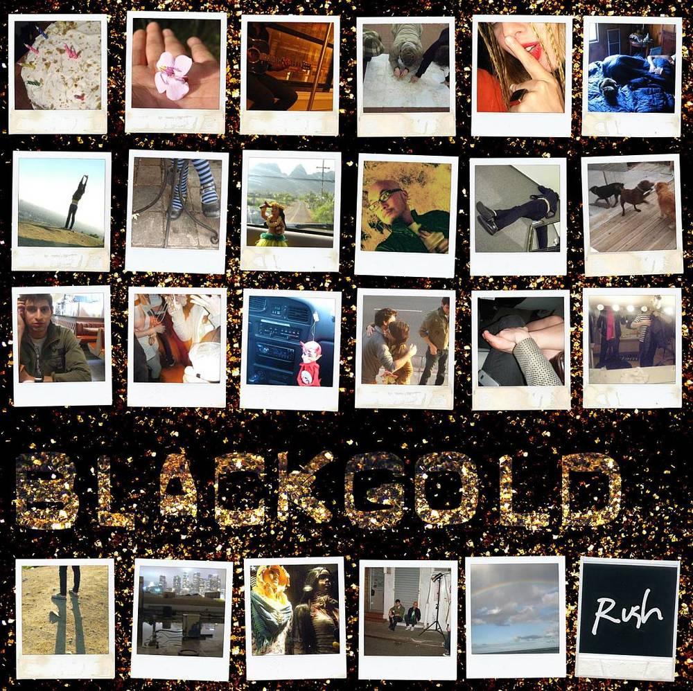 Black Gold.  Rush album cover