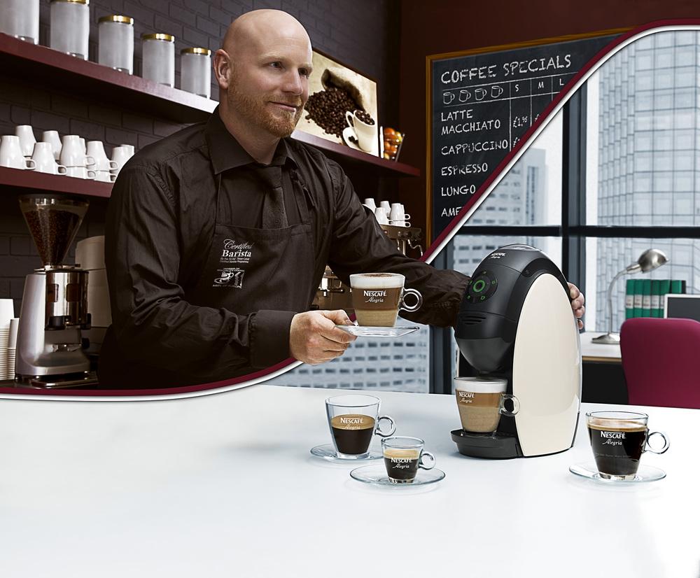 Nescafe Alegrea