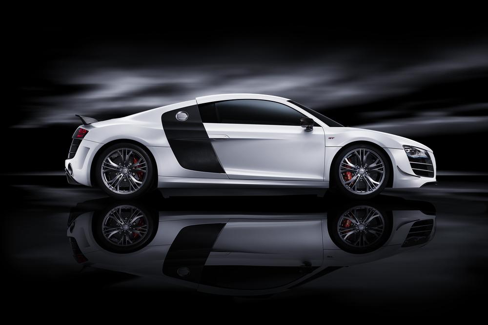 Audi R8 - GT