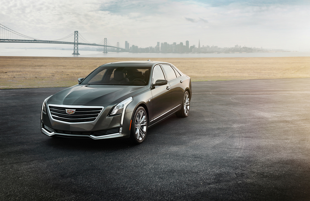 Client:  Cadillac   Agency:  Lowe Campbell Ewald   Photographer:  Patrick Curtet   Art Direction:  Mike Brooks