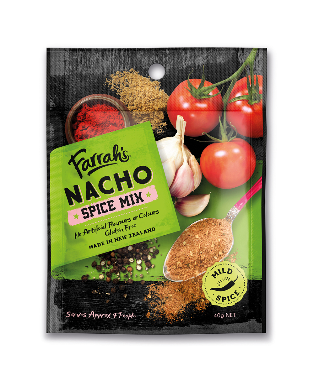 nacho spice mix