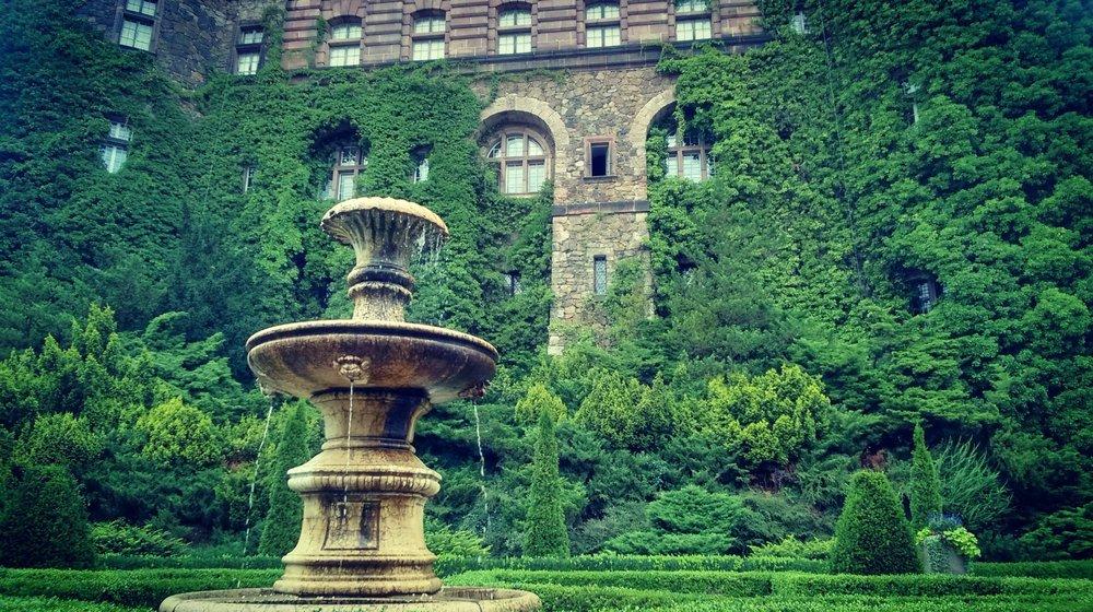 https://www.pexels.com/photo/castle-fountain-ivy-plants-288982/