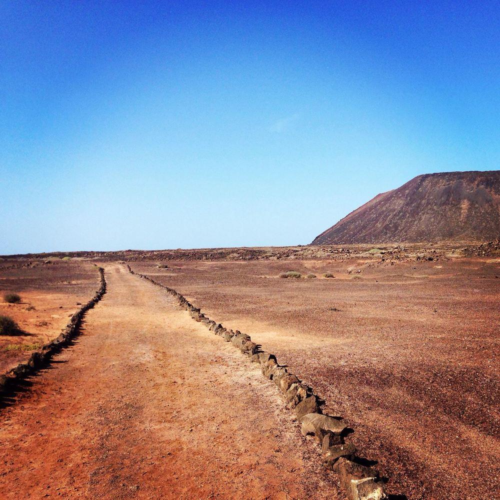 Isla de lobos, Fuertenventura
